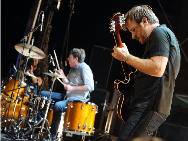 The Black Keys(Foto: Jordan Strauss/Getty Images for Bethesda Softworks)