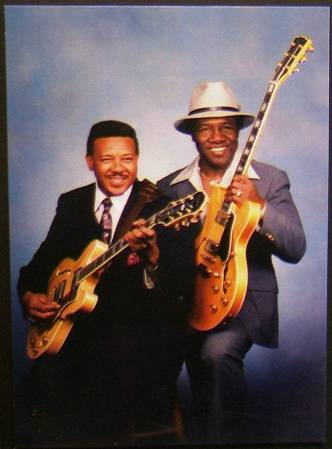 Matthew Robinson & Blues Boy Hubbard