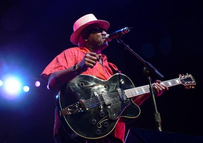 Taj Mahal, el bluesman atípico que vivió en España (Foto: Steve Spoulos)