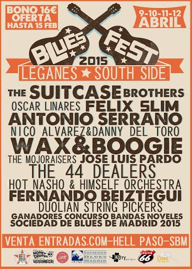 Leganés Blues Festival 2