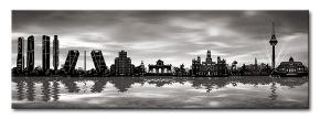 """Skyline"" de Madrid. (Josep Ferriz Artworks)"